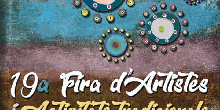 Feria de artistas de Tàrrega